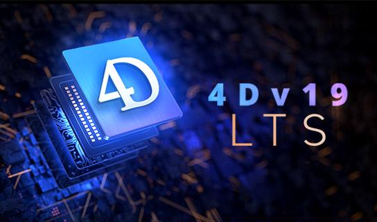 Breng uw applicatie met 4D v19 naar nieuwe hoogten